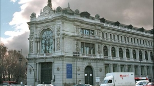 Espainiako Bankua. Argazkia: Efe