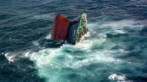 Los últimos naufragios en la costa vasca y las ostras son para el invierno
