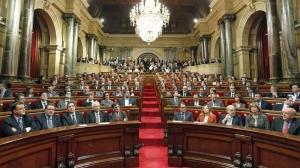 Kataluniako Parlamentua. EFE