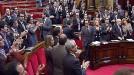 Catalogne : feu vert au processus d'autodétermination