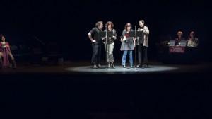 Gala de entrega de premios I Concurso Radio Teatro Carlos Pérez Uralde