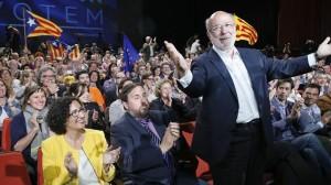 El candidato de ERC, Josep Maria Terricabras. Foto: Efe