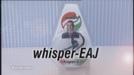 Whisper EAJ, lehendakaria ulertzeko itzultzailea