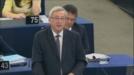 Juncker, elegido presidente de la Comisión Europea