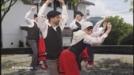 'Arin twerking'-a, euskal dantzen bertsio sexia
