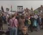 Protestak Galesen, NATOko goi-bileraren aurka