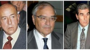 Bloquean la orden de detención de los exministros franquistas