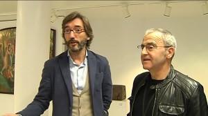 Iñaki Oyarzabal se reúne con la Asociación del 3 de Marzo
