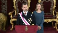 El rey Felipe VI se baja el sueldo un 20%