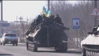 Ucrania y los rebeldes prorrusos intercambian prisioneros