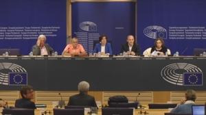 La masacre del 3 de marzo en Gasteiz llega al Parlamento europeo