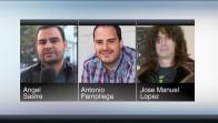 Aske geratu dira Sirian bahituta zeuden hiru kazetari espainiarrak