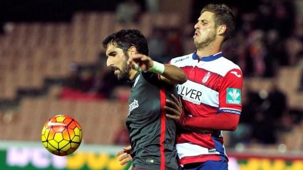 El Athletc ha perdido 2-0 contra el Granada. Foto: EFE