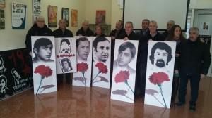40 años de testimonios de la matanza del 3 de Marzo