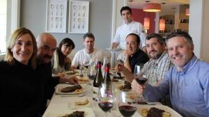 Gira gastronómica por Hondarribia y visita a 'Josenea'
