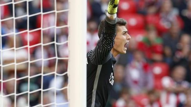 Kepa Arrizabalaga. Foto de archivo: EFE