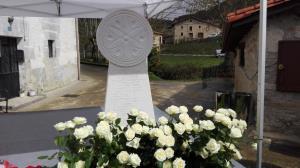 80 años del fusilamiento de 16 vecinos gasteiztarras en Azazeta.