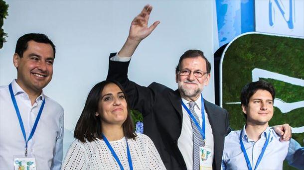 Mariano Rajoy Espainiako Gobernuko presidentea. Argazkia: EFE