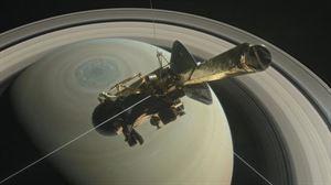 Arqueología fantástica, el gran final de Cassini y virus oceánicos