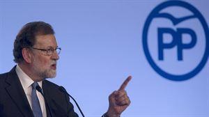 Mariano Rajoy Espainiako Gobernuko presidentea. Artxiboko argazkia: EFE