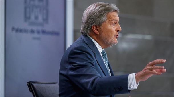 Iñigo Mendez de Vigo. Argazkia: EFE