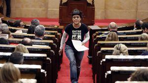 Suiza avanza que rechazará la extradición de Anna Gabriel