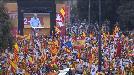 El himno de España de Marta Sánchez