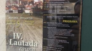 Dulantzi acoge este domingo el IV Lautada Eguna