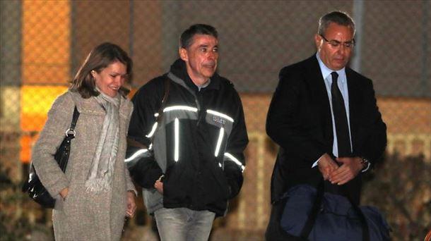 González está considerado exponente de operaciones fraudulentas del Canal de Isabel II. Foto: EFE