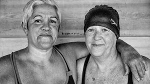 Habitantes del mar. Salvamento en el Mediterráneo. La Habana.
