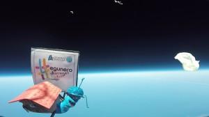 Historia del traje vasco y un globo estratosférico para estudiar el espacio
