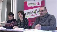 Herri Urrats se celebrará el 13 de mayo bajo el lema 'Prefosta'