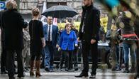 Merkelek eta Schulzek aurreakordioa lortu dute Alemanian koalizio-gobernua osatzeko