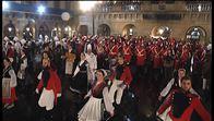 La Arriada de Bandera pone fin a 24 horas de Tamborrada en San Sebastián