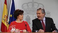 El Gobierno español recurre la investidura de Puigdemont ante el TC