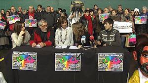 Una marcha recorrerá desde hoy Navarra para denunciar el 'caso Alsasua'