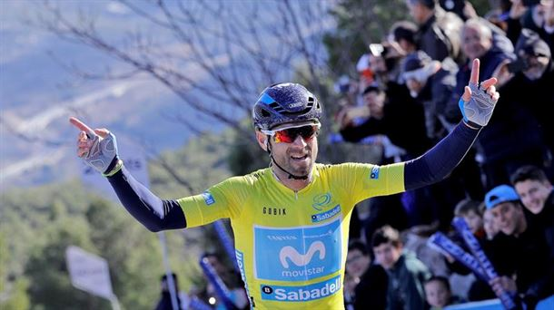 Alejandro Valverde, iazko irabazlea. EFE
