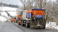 Bizkaia reforzará el miércoles sus 27 quitanieves