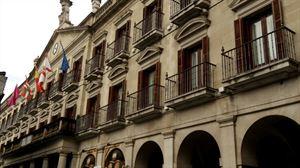 La plantilla municipal de Vitoria retoma las movilizaciones por el convenio