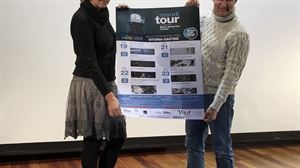 Llega a Gasteiz Mendi Tour Vital, conlas mejores 9 películas de montaña