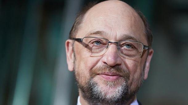 Martin Schulz. Argazkia: EFE