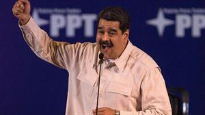 El presidente de Venezuela, Nicolás Maduro. Foto: EFE.