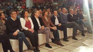 Zapatero: 'Euskadi nunca ha estado mejor que ahora, sin ETA y en paz con España'