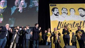 Asamblea general ordinaria de la ANC en Barcelona. EFE