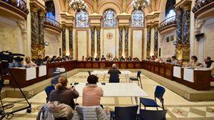 Ayuntamiento de San Sebastián, hoy. Foto: Ayuntamiento de San Sebastián.