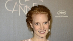 Jessica Chastain Cannes 2012 EFE