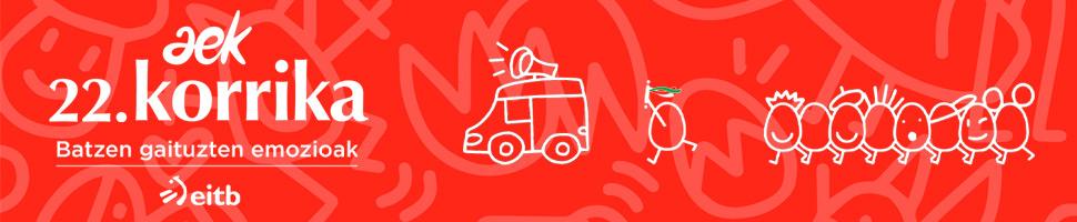 Resultado de imagen de klika korrika 2019