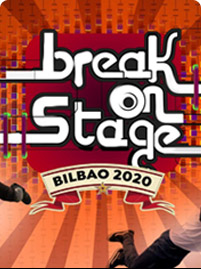 Break on stage